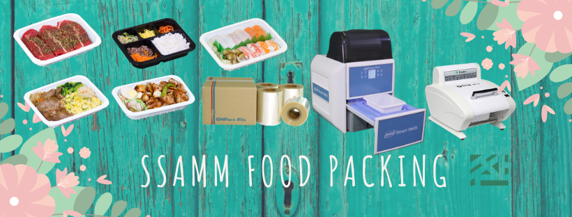 ssamm food packing